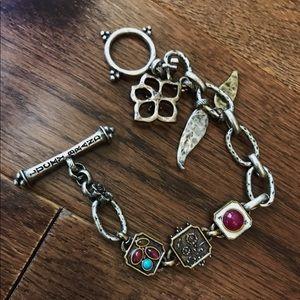 Jewelry - Lucky brand charm bracelet